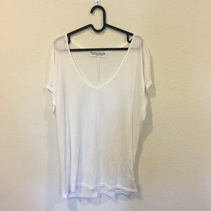 Project Social T Tops - Project Social T white short sleeve shirt